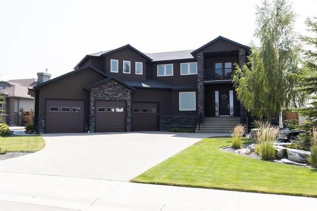 220 Prairie Rose Place S, Lethbridge, AB T1K 5V7 (#A1137049) :: Calgary Homefinders