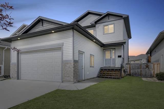 7618 112 Street, Grande Prairie, AB T8W 0B9 (#A1137518) :: Calgary Homefinders