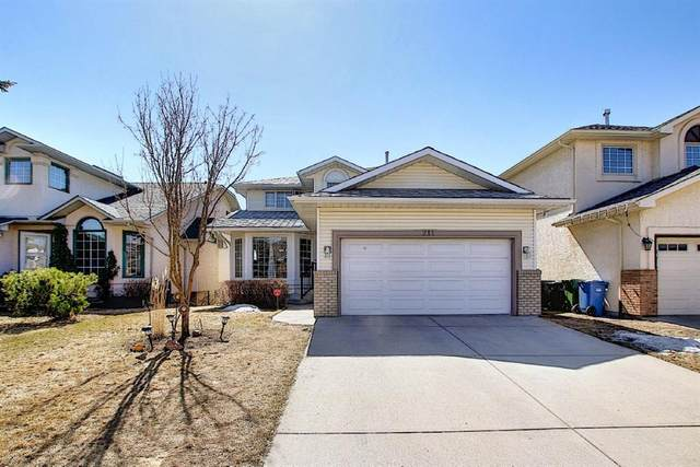211 Schubert Hill NW, Calgary, AB T3L 1W5 (#A1137743) :: Calgary Homefinders
