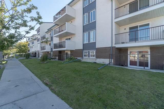 647 1 Avenue NE #209, Calgary, AB T2E 0B5 (#A1138109) :: Canmore & Banff