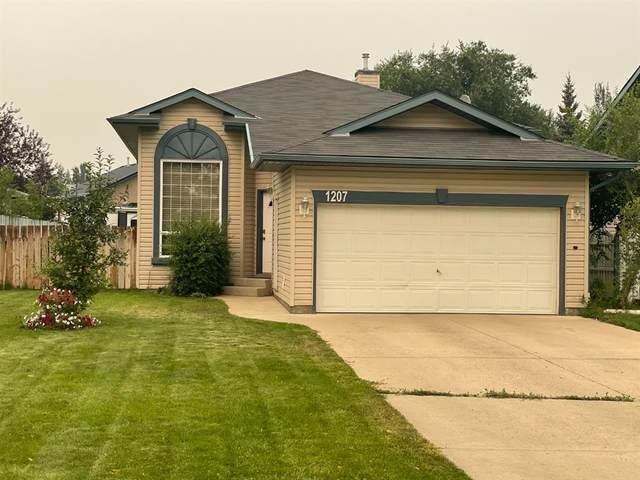 1207 3 Street W, Brooks, AB T1R 0P7 (#A1138121) :: Calgary Homefinders