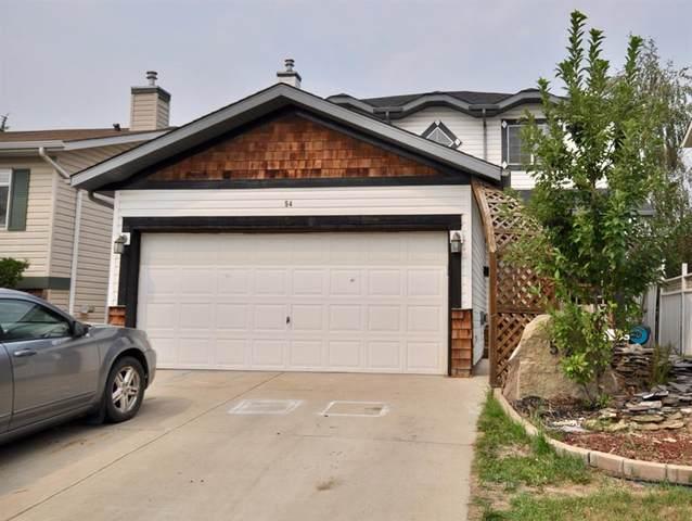 54 Cimarron Meadows Crescent, Okotoks, AB T1S 1T1 (#A1138215) :: Calgary Homefinders