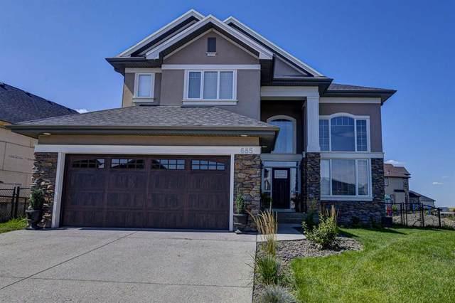 685 Muirfield Crescent, Lyalta, AB T0J 1Y1 (#A1138254) :: Calgary Homefinders