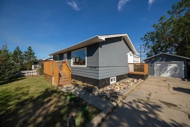 9526 99 Avenue, Grande Prairie, AB T8V 0P9 (#A1138531) :: Calgary Homefinders