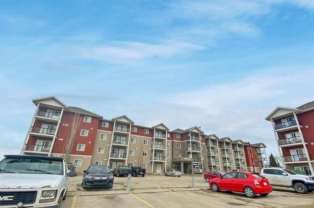 9810 96 Street #310, Grande Prairie, AB T8V 7T9 (#A1138624) :: Calgary Homefinders