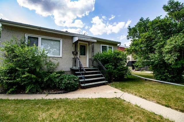 5210 55 Street, Camrose, AB T4V 2B8 (#A1138936) :: Calgary Homefinders