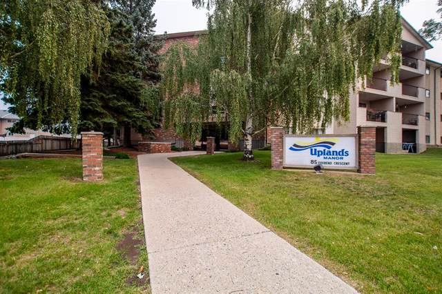 85 Foxbend Crescent N #109, Lethbridge, AB T1H 5T4 (#A1139251) :: Calgary Homefinders