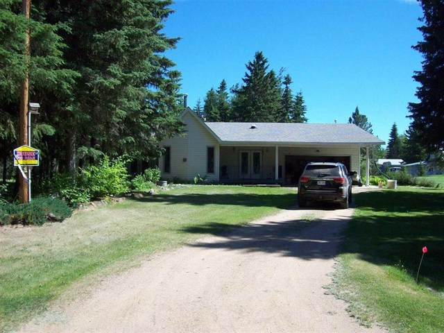 231054 Township Road 623.8 #87, Rural Athabasca County, AB T0G 1Z0 (#A1139621) :: Calgary Homefinders