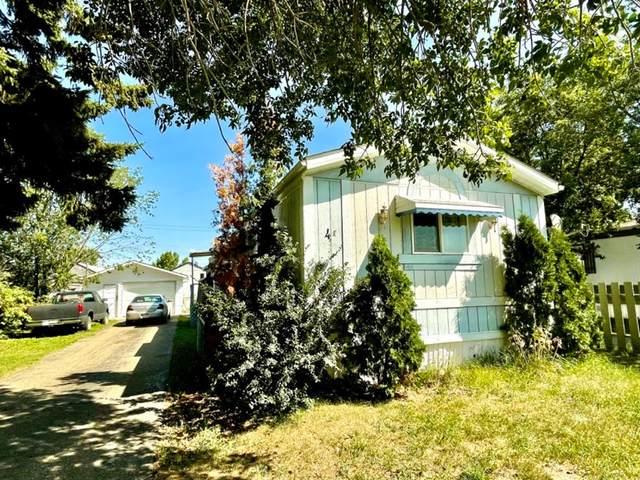 4E 1 Avenue, Rosalind, AB T0B 3Y0 (#A1139785) :: Calgary Homefinders