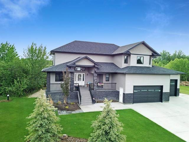 6205 Alder Street, Rural Grande Prairie No. 1, County of, AB T8W 0H2 (#A1139970) :: Calgary Homefinders