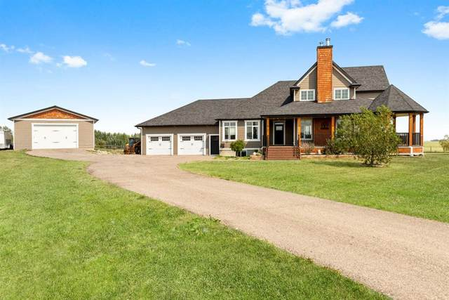 283130 Serenity Place, Rural Rocky View County, AB T2M 4L5 (#A1140326) :: Calgary Homefinders