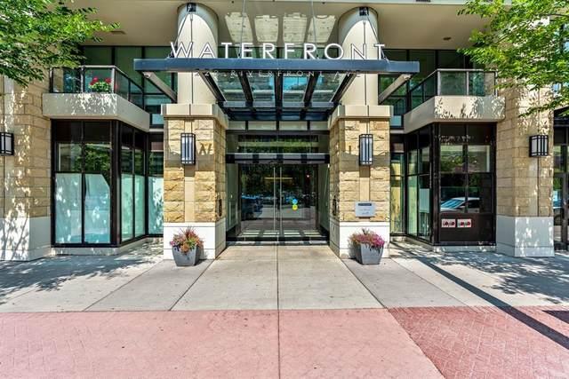 222 Riverfront Avenue SW #548, Calgary, AB T2P 0X2 (#A1140410) :: Calgary Homefinders