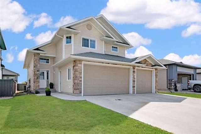 10505 129 Avenue, Grande Prairie, AB T8V 4K4 (#A1140960) :: Team Shillington   eXp Realty
