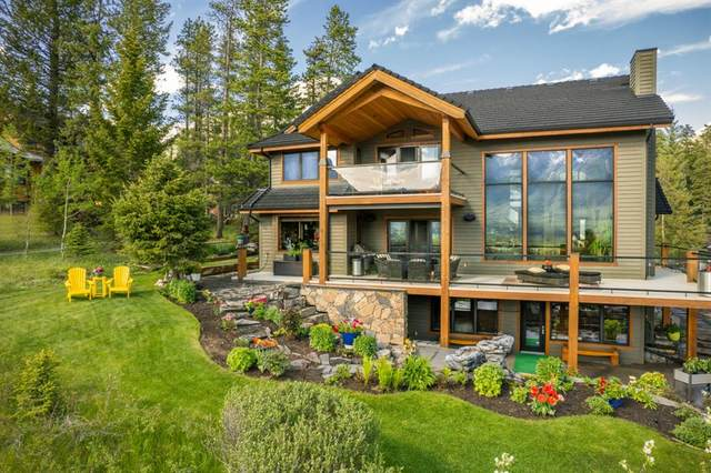 109 Benchlands Terrace, Canmore, AB T1W 1G2 (#A1141011) :: Canmore & Banff