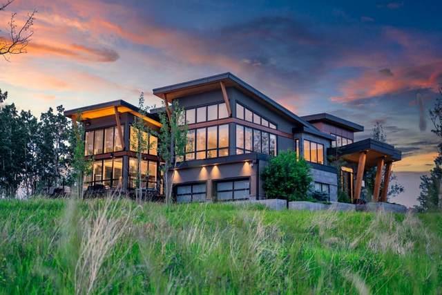 12 Silverhorn Ridge, Rural Rocky View County, AB T3R 0X3 (#A1141073) :: Calgary Homefinders
