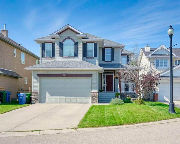 323 Discovery Place SW, Calgary, AB T3H 4N7 (#A1141184) :: Calgary Homefinders