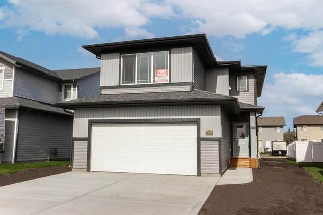 5808 62 Avenue, Ponoka, AB T4J 0C3 (#A1141321) :: Calgary Homefinders