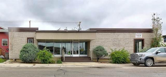 10008 103 Avenue, Grande Prairie, AB T8V 1B8 (#A1141571) :: Team Shillington | eXp Realty