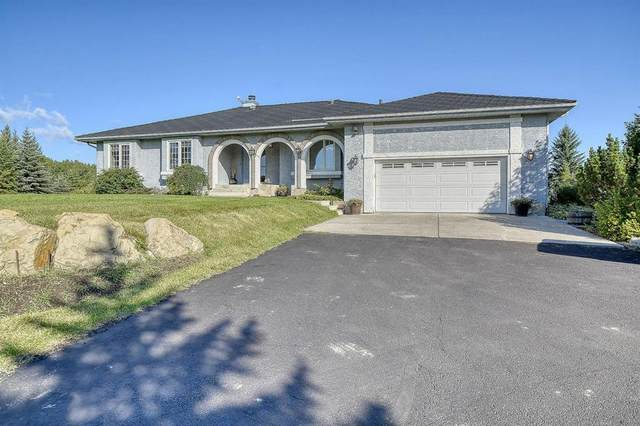 19 Bearspaw Meadows Court, Rural Rocky View County, AB T3L 2N2 (#A1141950) :: Calgary Homefinders
