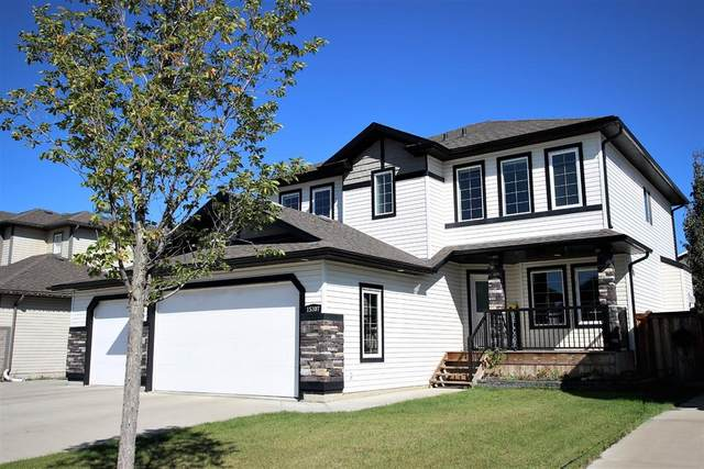 15307 104 A Street, Rural Grande Prairie No. 1, County of, AB T8X 0L1 (#A1142085) :: Calgary Homefinders
