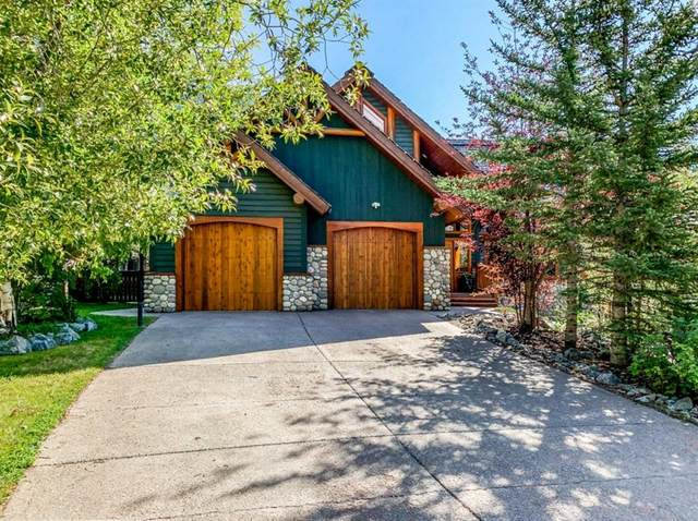 37 Eagle Landing, Canmore, AB T1W 2Y1 (#A1142465) :: Canmore & Banff
