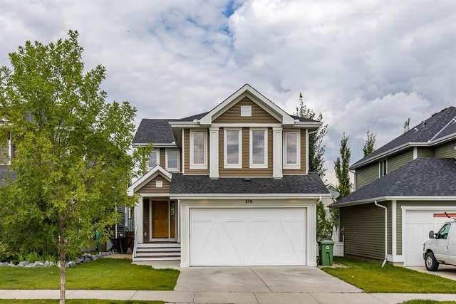 370 River Heights Drive, Cochrane, AB T4C 0J3 (#A1142492) :: Calgary Homefinders