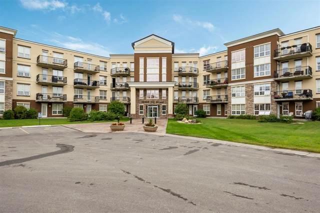 12310 102 Street #202, Grande Prairie, AB T8V 0N4 (#A1142594) :: Calgary Homefinders