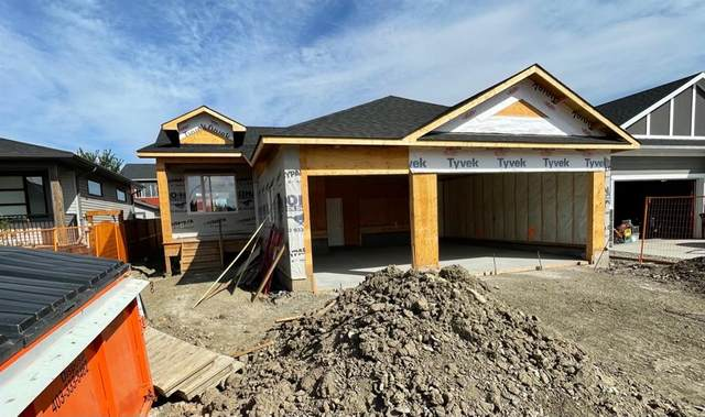 116 Riverwood Bay, Black Diamond, AB T0L 0H0 (#A1142772) :: Calgary Homefinders