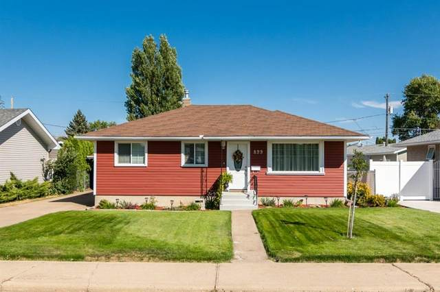 899 Parker Avenue NW, Medicine Hat, AB T1A 6W7 (#A1143392) :: Calgary Homefinders