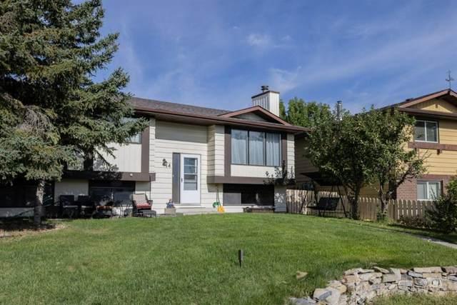 14 Glenhill Crescent, Cochrane, AB T4C 1G8 (#A1143449) :: Calgary Homefinders