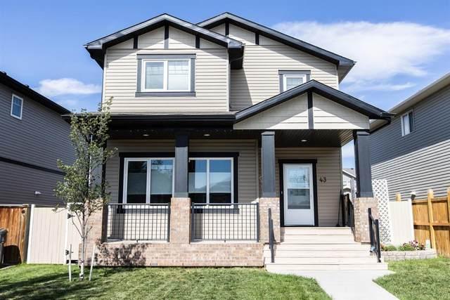 43 Riverglen Link W, Lethbridge, AB T1K 5X5 (#A1143456) :: Calgary Homefinders