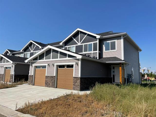 351 Monteith Drive SE #96, High River, AB T1V 0E9 (#A1143510) :: Calgary Homefinders