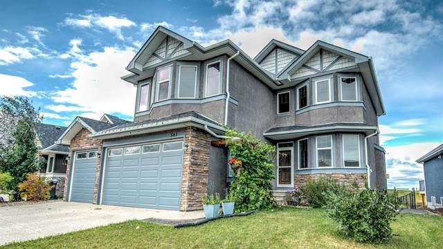 561 Muirfield Crescent, Lyalta, AB T0J 1Y1 (#A1143533) :: Calgary Homefinders
