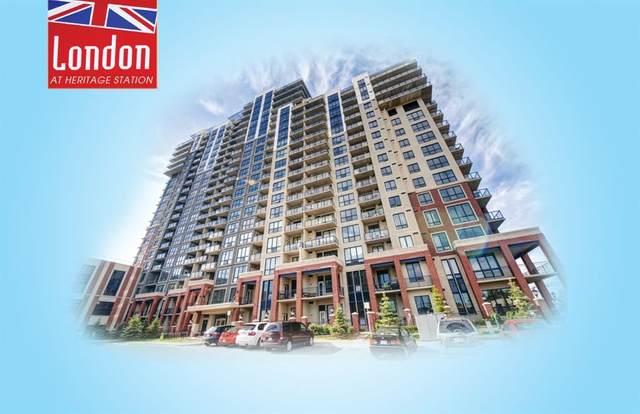 8880 Horton Road SW #1703, Calgary, AB T2V 2X4 (#A1143695) :: Western Elite Real Estate Group