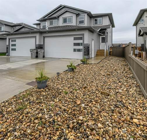8054 91 Street, Grande Prairie, AB T8X 0P1 (#A1143704) :: Calgary Homefinders