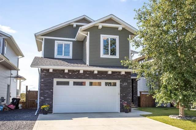 131 Morris Court, Blackfalds, AB T4M 0B2 (#A1143764) :: Calgary Homefinders