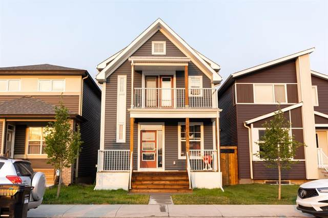 166 Howse Common, Calgary, AB T3P 1L2 (#A1143791) :: Calgary Homefinders