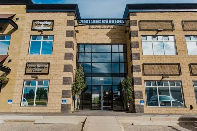 10055 120 Avenue #206, Grande Prairie, AB T8V 8H8 (#A1143916) :: Calgary Homefinders