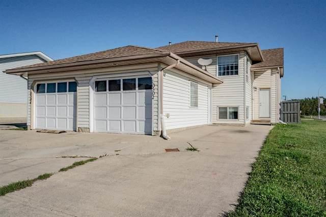 10502 83 Avenue, Grande Prairie, AB T8W 2A4 (#A1143977) :: Team Shillington | eXp Realty