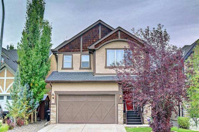 105 Valley Woods Way NW, Calgary, AB T3B 6A2 (#A1143994) :: Calgary Homefinders