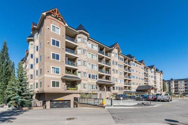 30 Discovery Ridge Close SW #103, Calgary, AB T3H 5X5 (#A1144309) :: Calgary Homefinders