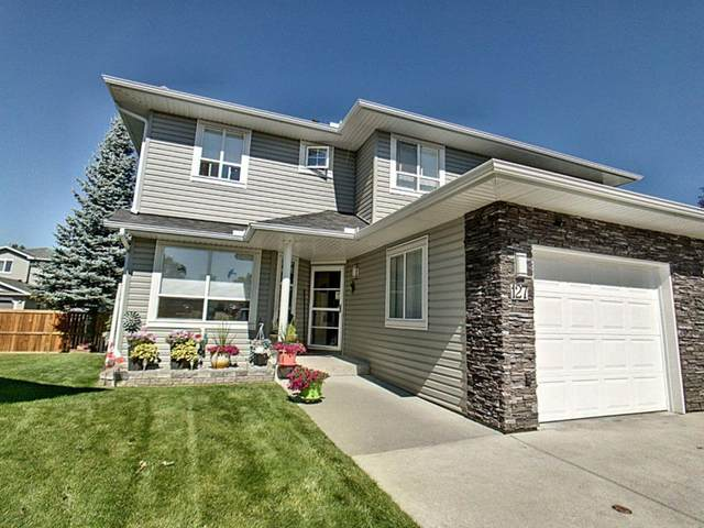 55 Fairways Drive NW #127, Airdrie, AB T4B 2T5 (#A1144345) :: Calgary Homefinders