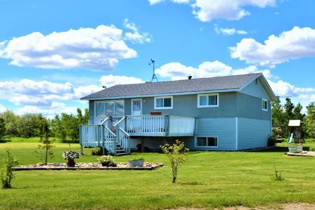 43034 Township Road 810, Rural Fairview No. 136, M.D. of, AB T0H 1L0 (#A1144410) :: Team Shillington | eXp Realty