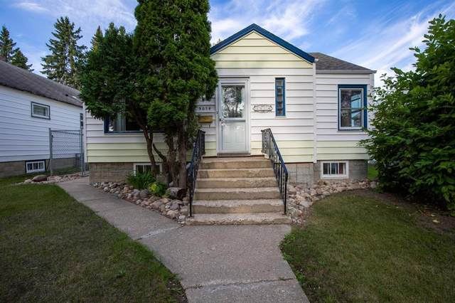5014 54 Street, Camrose, AB T4V 1Z3 (#A1144545) :: Canmore & Banff