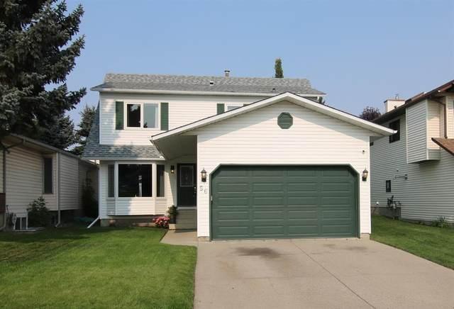 56 Scenic Cove Circle NW, Calgary, AB T3L 1M2 (#A1144565) :: Calgary Homefinders