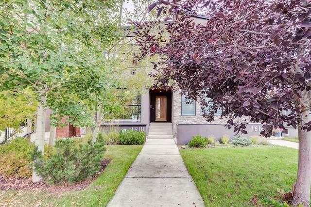 1618 19 Avenue NW, Calgary, AB T2M 1B1 (#A1144682) :: Calgary Homefinders