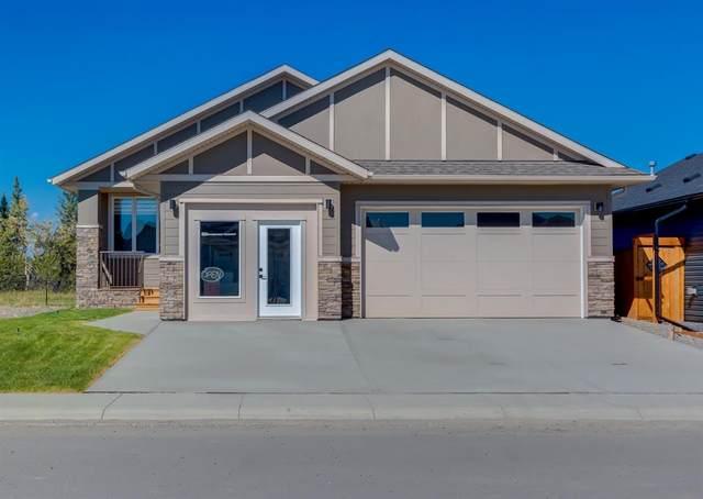 146 Riverwood Crescent, Black Diamond, AB T0L 0H0 (#A1144811) :: Calgary Homefinders