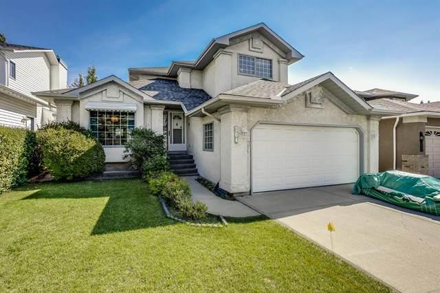 204 Scanlon Green NW, Calgary, AB T3L 2M3 (#A1144842) :: Calgary Homefinders