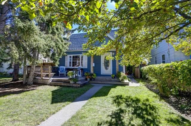 1419 18 Avenue NW, Calgary, AB T2M 0W7 (#A1144978) :: Calgary Homefinders