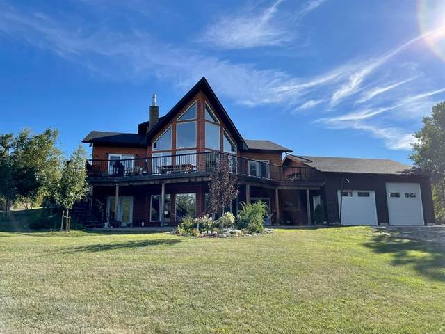 Nw-36-49-07-4, Rural Vermilion River, County of, AB T9X 2B1 (#A1144994) :: Calgary Homefinders